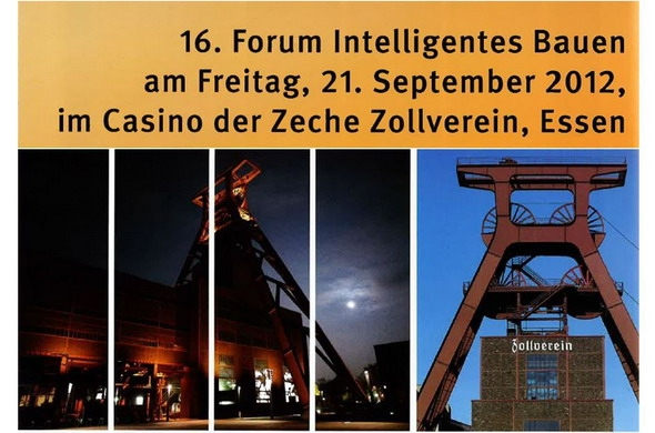 Forum Intelligentes Bauen 2012