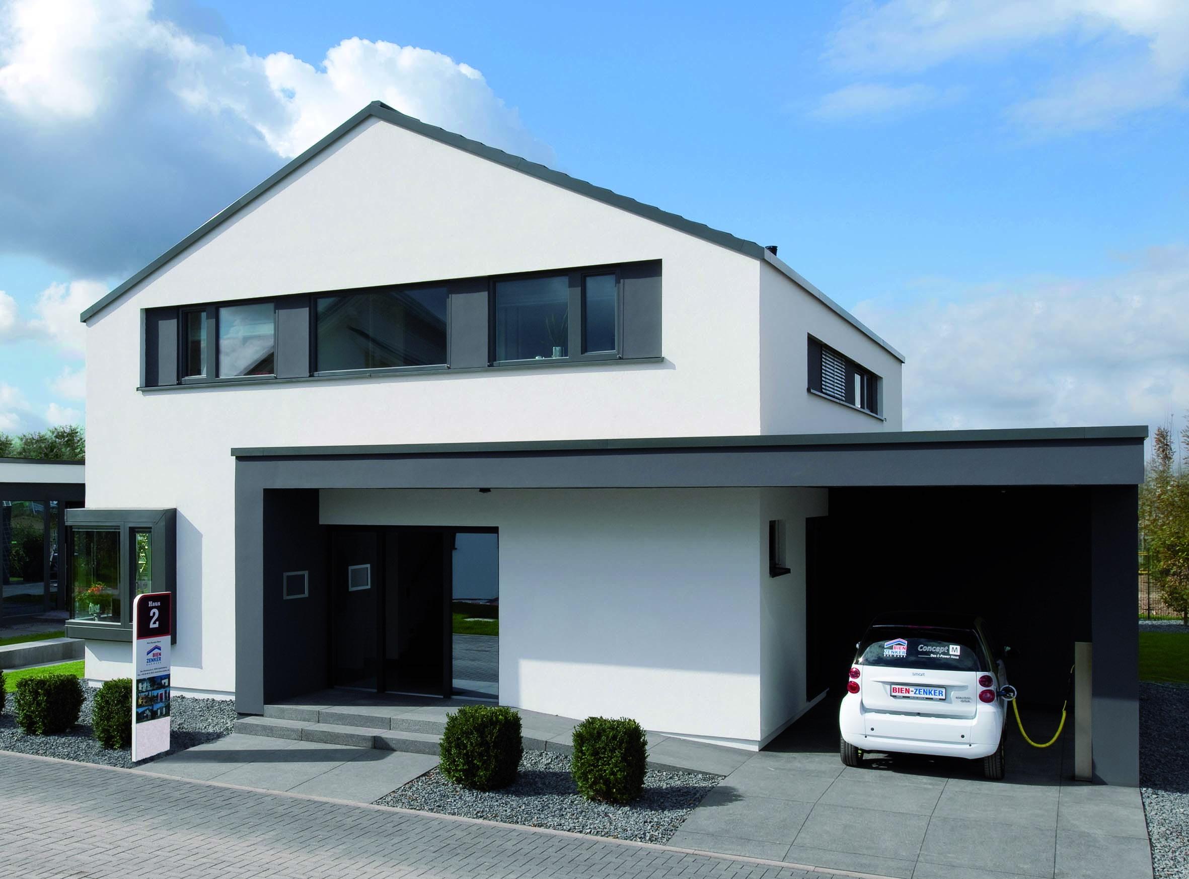 News bdf e v for Stadtvilla zweifamilienhaus