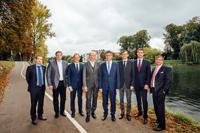 Johannes Schwörer einstimmig als Präsident des BDF wiedergewählt