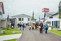 FertighausWelt GĂźnzburg hatte schon 20.000 Besucher